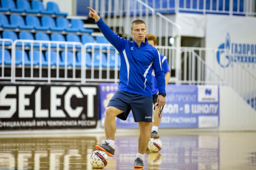 Андрей Дюрягин тренер