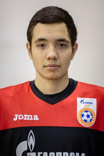 Марковский Максим-номер 16 (вратарь) 2